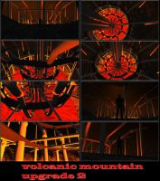 volcanic mountain upgrade 2 by DennisH2010