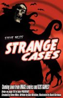 STRANGE CASES 1 by Hartman by sideshowmonkey
