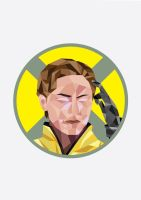 1 Charles Xavier X-men by nati-nio