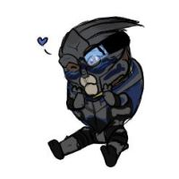 Garrus - thanks! by rabbitzoro