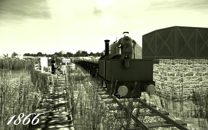 Gallant Young Engine by Nictrain123