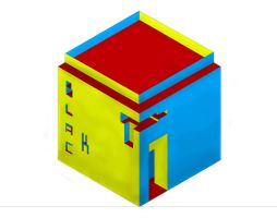 color cube by Rushline