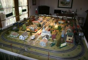 O Scale Layout Overview by SouthwestChief
