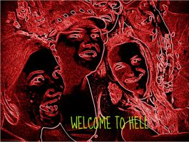 Welcome to Hell by MrsRonaldWeasley