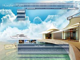 web-Maldives Resort-leisure I by IVYangelica