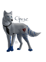 ~CO~ Chase by LadyKuraiArt