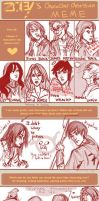 character obsession meme by viria13