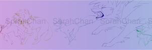 Pony Pony Run Run by SorahChan