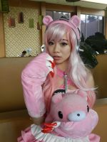 Anime Los Angeles 2015 Gloomy Bear pt.3 by Demon-Lord-Cosplay