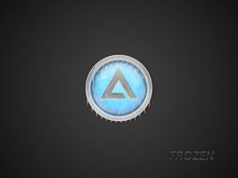 AIMP3 Frozen icon by aablab