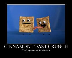 Cinnamon Toast Crunch DMP by GameChibi