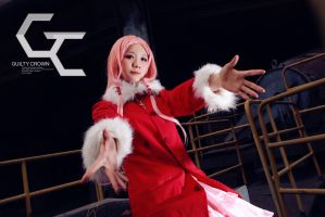 Guilty Crown - Ouma mana by Phoenixiaoio