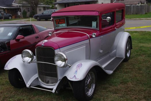 1931 Ford by Shadow55419