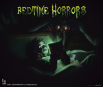BedTime Horrors - Book Cover by antonjorch