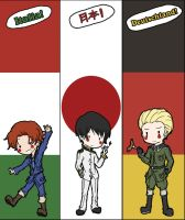 Axis Powers: Hetalia by Imeria