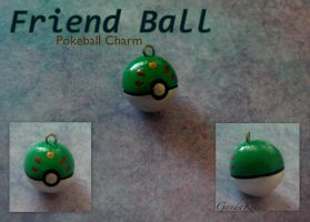 Friend Ball Charm by GandaKris