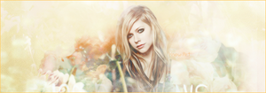 Avril Lavigne Sign by Know-chan