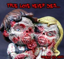 Love Never Dies by Undead-Art