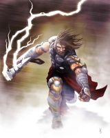 Thor Legend by alo4477