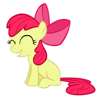 applebloom :D by Cybride