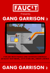 Gang Garrison Cart for your Atari 2600 by Spark-Sighs