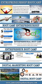 Entrepreneurial Boot Camp by EarnWhileYouLearn