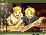 My desktop - march - Brothers by lekabr