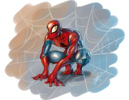 The Amazing Spider-Man! by TheWizpir