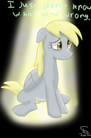 R.I.P Derpy Hooves by InflatedSnake