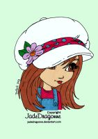 The Hat Colored by Maiko-Girl