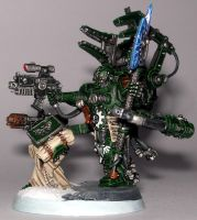 Dark Angel Techmarine 4 by Aric-Wulf
