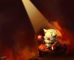 I'm the savior... Kupo by danielbogni