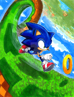 Sonic Lost World by matsuyama-takeshi