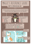MAGIC'S REFERENCE GUIDE TO REFS by Magicpawed