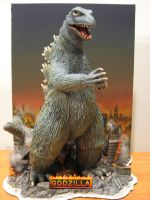 Polar Lights Godzilla Mod by Legrandzilla