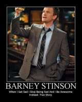 Barney Stinson by matt-bellamy-fan