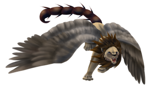 Manticore by Brookreed
