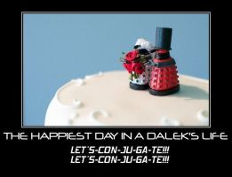 Motivation - The happiest day in a Dalek's Life by Songue