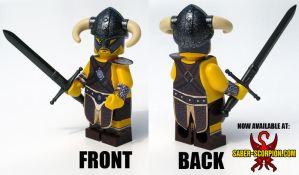 Now Available: Custom LEGO Dragonslayer by Saber-Scorpion
