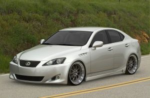Lexus IS 350 V.2 by AladineSalame
