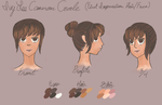Ivy Gale (First Impression Head Ref) by WholockFan33