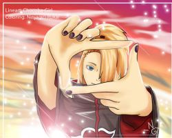 Picture Perfect Deidara-Collab by ninjagirl-rukai