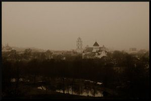 My City by Baltagalvis