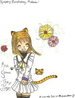 Kisa for Kelsea by Kyo-is-my-LoVeR01