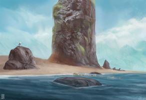 Teal Isle by Taylor-payton