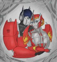 Causeway and Optimus by Comsing8