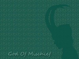 Loki, the god of mischief wallpaper 1024x768 by Seahorselady12