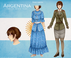 Profile Argentina by louflash123