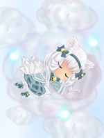 sleeping Aethra by Happy-Nyan