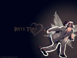 Ikuta Toma Wallpaper. by zuRii
